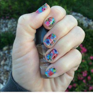 3/$10 Wild Flowers Jamberry Nail Wrap Manicure